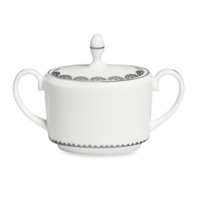Vera Wang Wedgwood® Flirt 6-Inch Covered Sugar Bowl
