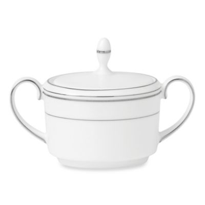Vera Wang Wedgwood® Radiante Formal Sugar Bowl