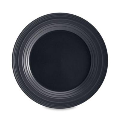 Swirl Dinner Plate in Graphite