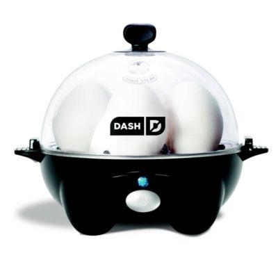 Black Egg Cooker