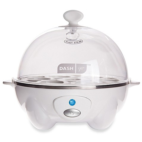 DASH™ Rapid Egg Cooker in White