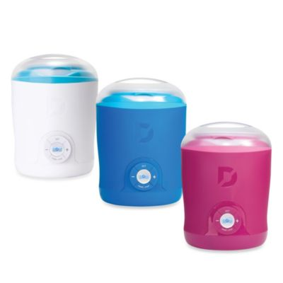 DASH™ Greek Yogurt Maker Ice Cream Makers