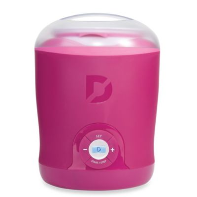 Pink Yogurt Maker