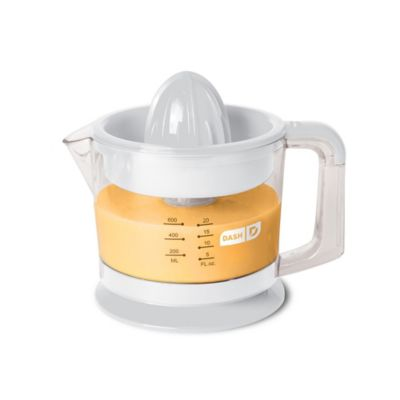 DASH™ Go Citrus Juicer in White