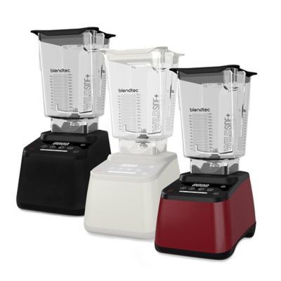 Blendtec® Designer 625™ Blender with WildSide Tritan Jar in Polar White