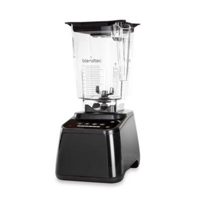 Blendtec® Designer 625™ Blender with WildSide Tritan Jar in Black