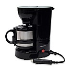 RoadPro® 12-Volt Coffee Maker with 16-Ounce Metal Carafe