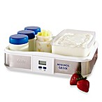 Oster® Mykonos™ Large Digital Greek Yogurt Maker