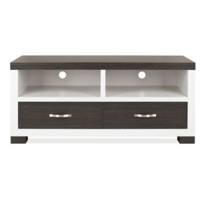 Safavieh Monroe 2-Drawer TV Cabinet in Grey