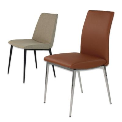 Moe's Home Collection Side Chairs (Set of 2)