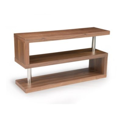 Moe's Home Collection Samson Bookshelf in Walnut