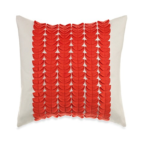 Studio 3B Chely Ruffle Square Throw Pillow - Bed Bath & Beyond