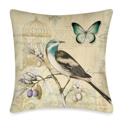 19-Inch Outdoor Throw Pillow in Freedom 2