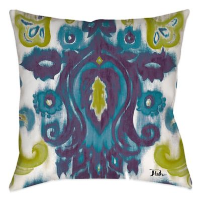 Radiant Transitions 1 Indoor/Outdoor Pillow