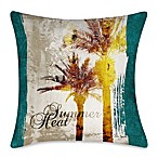 Summer Heat Outdoor Toss Pillow