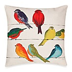 Gossip Line Outdoor Toss Pillow