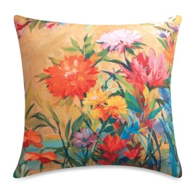 Martha's Choice Outdoor Throw Pillow