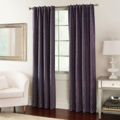 108 Purple Window Panels