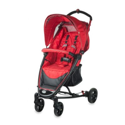 guzzie+Guss 101 Goose Stroller in Red