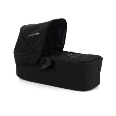 Bumbleride™ Indie Twin Carrycot in Jet Black