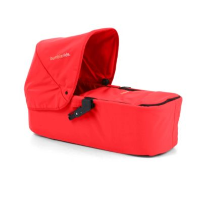 Bumbleride™ Indie Single & Twin Carrycot COT-I-CR in Cayenne Red