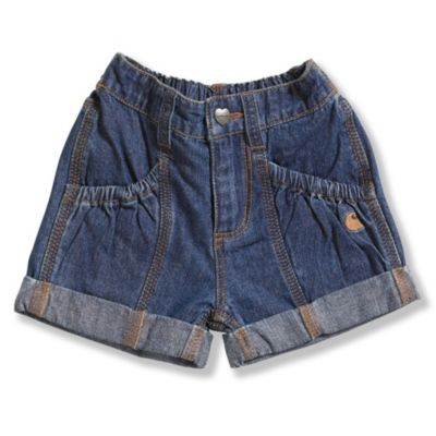 Carhartt Size 18M Washed Denim Short