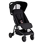 Mountain Buggy® Nano Stroller in Black