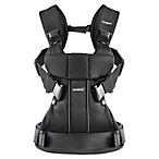 BABYBJORN® Baby Carrier One in Black Mesh