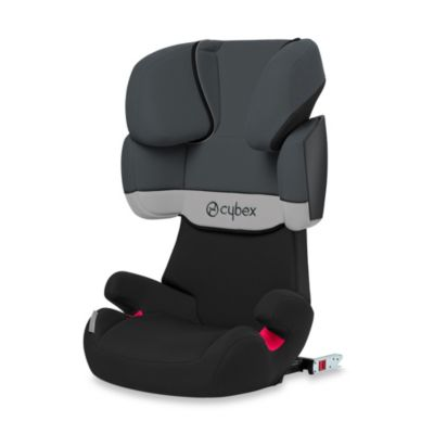 Cybex Silver Solution X- Fix Booster Seat in Grey Rabbit
