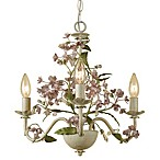 AF Lighting Grace 3-Light Mini Chandelier
