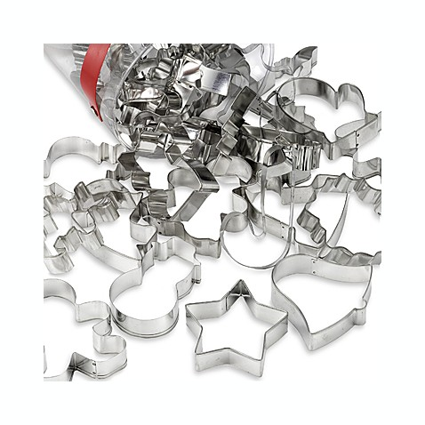 Wilton® Holiday Cookie Cutter Set