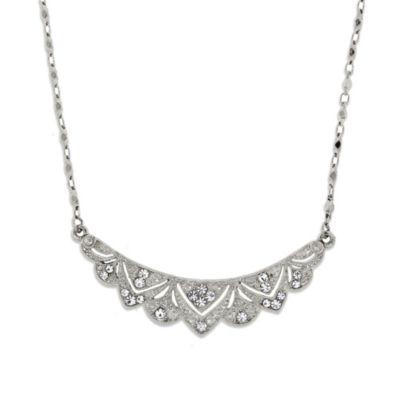 Downton Abbey Bib Necklace
