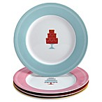 Cake Boss Mini Cakes Dessert Plate Set (Set of 4)