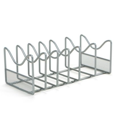 .ORG Metal Pot and Lid Organizer