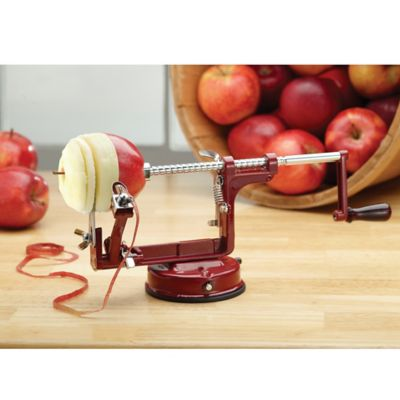 Apple Red Kitchen