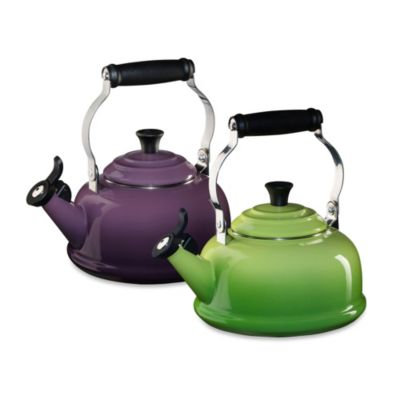 Le Creuset® 1.75-Quart Whistling Tea Kettle in Palm
