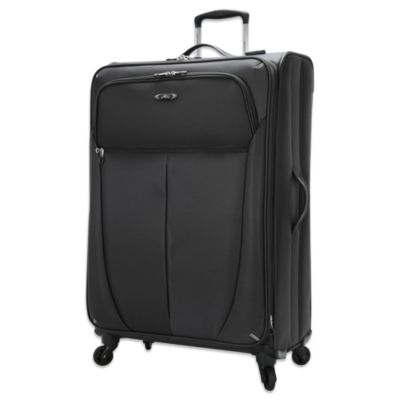 Skyway® Luggage Mirage Superlight 24-Inch Expandable Spinner in Black