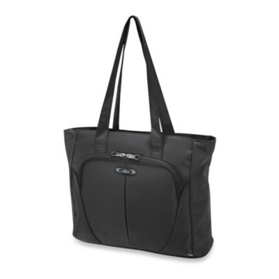 Skyway® Luggage Mirage Superlight 18-Inch Shopper Tote in Black