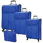 Skyway® Luggage Mirage Superlight Collection in Maritime Blue