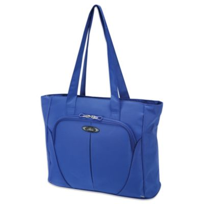 Skyway® Luggage Mirage Superlight 18-Inch Shopper Tote in Maritime Blue