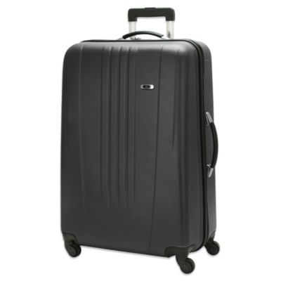 Skyway® Luggage Nimbus 24-Inch Expandable Spinner in Black