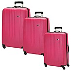 Skyway® Luggage Nimbus Collection in Very Berry