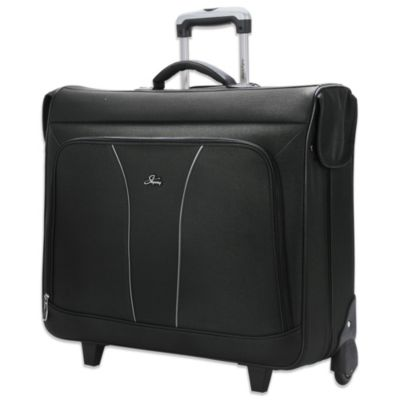 Skyway® Luggage Sigma 4.0 42-Inch Rolling Garment Bag in Black