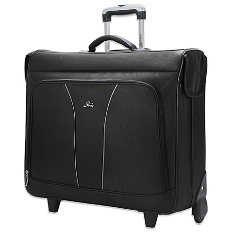 Skyway Contempo Rolling Garment Bag - Charcoal - Home ...  Skyway Wheeled Garment Bags