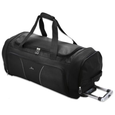 Skyway® Luggage Sigma 4.0 30-Inch Rolling Duffle in Black