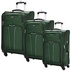 Skyway® Luggage Sigma 4.0 Spinner Luggage Collection in Midnight Green