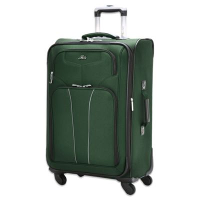 Skyway® Luggage Sigma 4.0 20-Inch Expandable Spinner Carry-On in Midnight Green