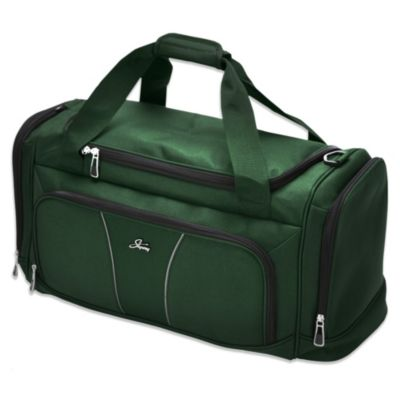 Skyway® Luggage Sigma 4.0 22-Inch Duffle in Midnight Green