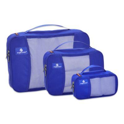 Eagle Creek™ Pack-It® Cube Set in Blue Sea (Set of 3)