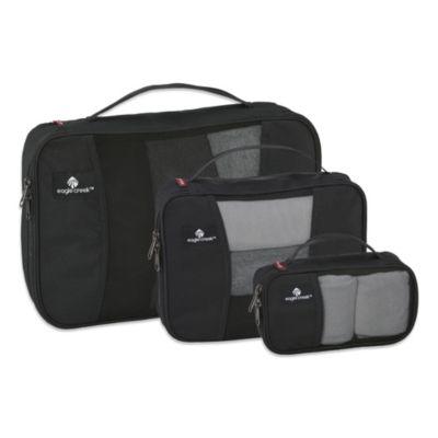 Eagle Creek™ Pack-It® Cube Set in Black (Set of 3)